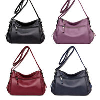 Women Handbag Genuine Cowhide Real Leather Shoulder Bag Tote Bags Shopping Purse