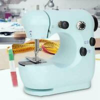 Mini Nähmaschine Elektrische Tragbar Nähmaschine DIY DIY für zu EU Hause G9B5