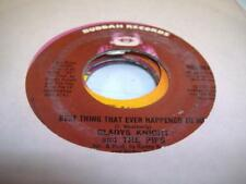 Soul 45 GLADYS KNIGHT AND THE PIPS Best Thing That Ever Happened To Me on Buddah