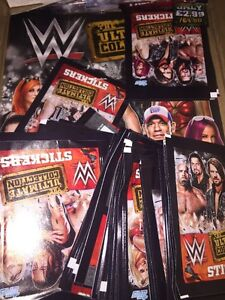 Topps WW The Ultimate Collection 100 Sealed Packets