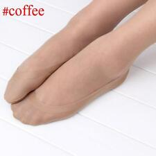 Cotton Lace Short Stocking Invisible Anti Skid Boat Socks Coffee