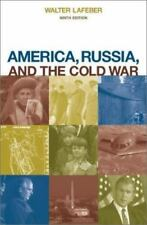 America, Russia, and the Cold War, 1945 - 2000 by Lafeber, Walter, Good Book