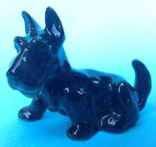 Hutschenreuther Porzellanfigur Hund Scotch schottischer Terrier Karl Tutter  ~31