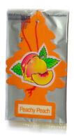 Little Trees Cardboard Hanging Car, Home & Office Air Freshener, Peachy peach