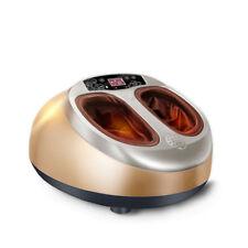 Masajeador de pies eléctrico Máquina de masaje relajante Shiatsu Pies Circulación Booster
