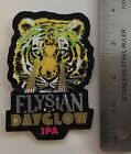 "4"" x 2.5"" Elysian Brewing Dayglow IPA Sticker Craft Beer Seattle, WA NEW"