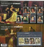GB Presentation Pack 439 2010 HOUSE OF STEWART INC M/S