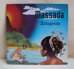 MASSADA - Astaganaga 1978 LATIN SOUL JAZZ FUNK - G/FOLD Killroy LP