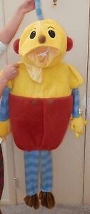 disney Rolie Polie Olie Costume Disney Halloween Costume XS 4/5 ROLIE vintage