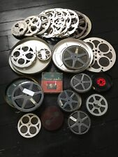 A Collection of 16mm Films And Reels
