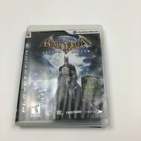 Batman: Arkham Asylum (Sony PlayStation 3, 2009)