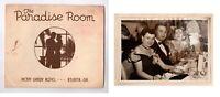 Vintage Souvenir Photo Booklet Henry Grady Hotel The Paradise Room Atlanta GA