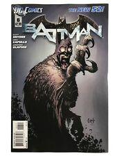 🔥BATMAN #6 NEW 52 1ST FULL APPEARANCE OF THE COURT OF OWLS VF