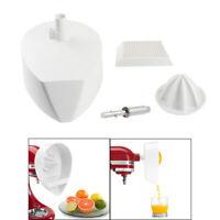 KitchenAid JE Citrus Juicer Attachment Orange Lemon juice Stand Mixer 4.5QT/5QT