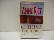 Christ the Lord : Out of Egypt  by Anne Rice (2006, Paperback)