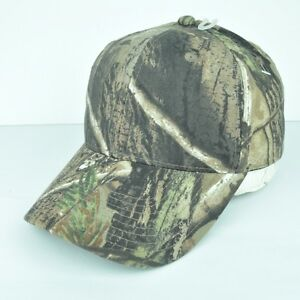 Signatures Hunting Camping Outdoor Sports Adjustable Hat Cap Camouflage Blank