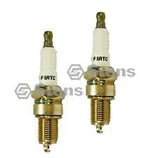 SET OF 2 STENS #131-039 Torch F6RTC Spark Plug FITS Ariens Cub Cadet OCC-7511029