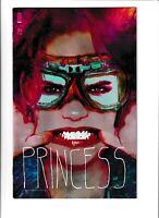 The Walking Dead #184 VF/NM 9.0 Princess Variant,Image Comics;$4 Flat-Rate Ship!