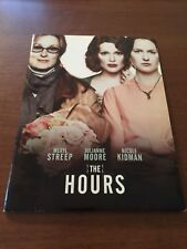 The Hours Film Press Kit Meryl Streep, Julianne Moore and Nicole Kidman w/CD ROM