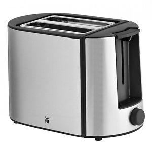WMF Bueno Pro Toaster Toastautomat 870 W 6 Stufen Integrierter Brötchenaufsatz