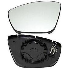 Spiegelglas Außenspiegel Links Heizbar Konvex Chrom PEUGEOT 308