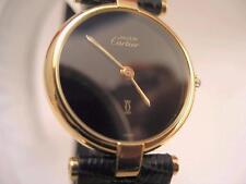 All Original Ladies Pristine Cartier Paris Quartz Watch For Parts