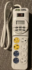 New listing Zilla 24/7 Digital Timer Power Center (Not Boxed-never Used)