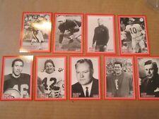 2000 Jogo CFL Hall Of Fame Set SERIES F COMPLETE