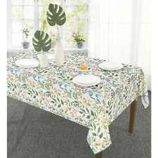 NEW KOO Home Keira Print Table Cloth By Spotlight