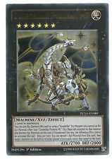 Constellar Ptolemy M7 DUSA-EN089 Ultra Rare Yu-Gi-Oh Card English 1st Mint New