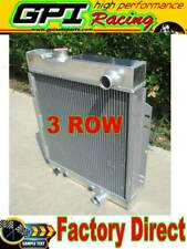 1964 1965 1966, 64 65 66 FORD MUSTANG V8  289  302 WINDSOR  ALUMINUM RADIATOR