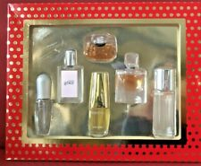Fragrance Gift set 6 Pc Perfume Sampler Set For Her