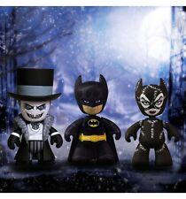Mezco Batman Le Défi pack 3 figurines Mezitz