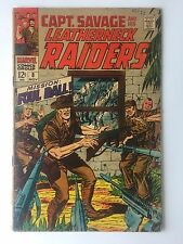 Captain Savage and his Leather Neck Raiders No8