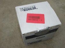 KOHLER 10590-AK-2BZ Bancroft 2.5 GPM Single-Function Showerhead w/katalyst Spray