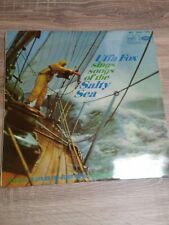 Songs Of The Salty Sea Uffa Fox Mfp 1083 Vinyl Record LP