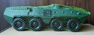 USSR Soviet Russian BTR-80 Armoured Carrier APC Plastic Scale Model G.I. Joe