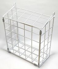 WHITE LETTER CAGE LETTER BOX BOX CAGE LETTERBOX POST BOX DOOR POST Extra Large