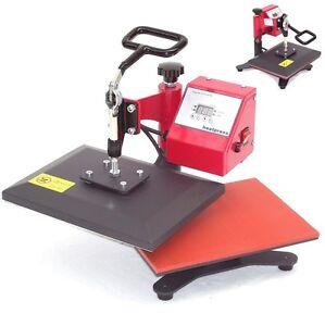 07047 Presse à Textile Presse à chaud Taille 23x30cm neuf - l'impression textile