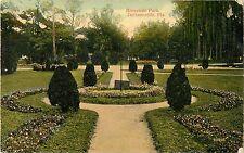 c1910 Riverside Park, Jacksonville, Florida Postcard