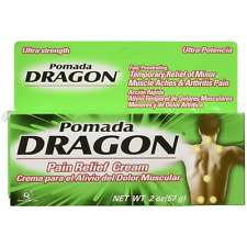 Pomada Dragon Ultra Strength Pain Relieving Cream 2 oz (Pack of 2)