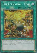 Fire Formation - Tenki FIGA-EN028 Secret Rare 1st Edition