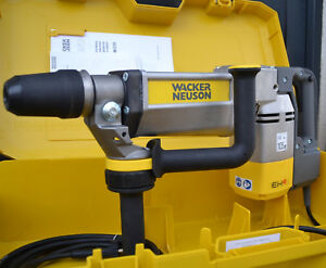 Wacker Neuson EH 9 BLM Elektrohammer Abbruchhammer NEU / UNUSED