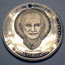 PETRUS DONDERS BEATIFICATIO 1982 Medal UNC Proof 39mm 22.5g