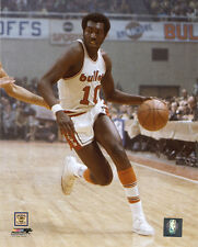 Earl Monroe Baltimore Bullets 8x10 Action Photo