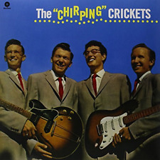 """Buddy Holly & The Chirping ...-The Chirping Crickets  Vinyl / 12"""" Album NEW"""