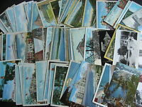 USA 85 1915-1945 era postcards, mostly used, what lurks here? Check them out!!