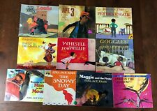 Lot 10 EZRA JACK KEATS Picture books Peter's Chair Snowy Day Louie