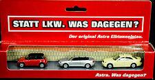 Astra Bier, Modellautos, Astra-Bier Elbtunnelstau, St.Pauli, Kiez, Hamburg