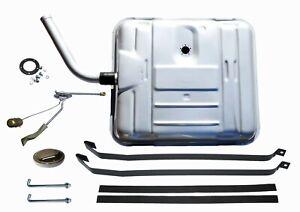 1941-1956 Buick & GM Universal Steel Fuel Gas Tank Kit 17 Gallon   13.5